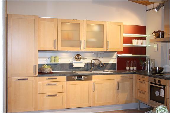 wir bauen um k che fm eterna birke natur wohnen m bel pinterest. Black Bedroom Furniture Sets. Home Design Ideas