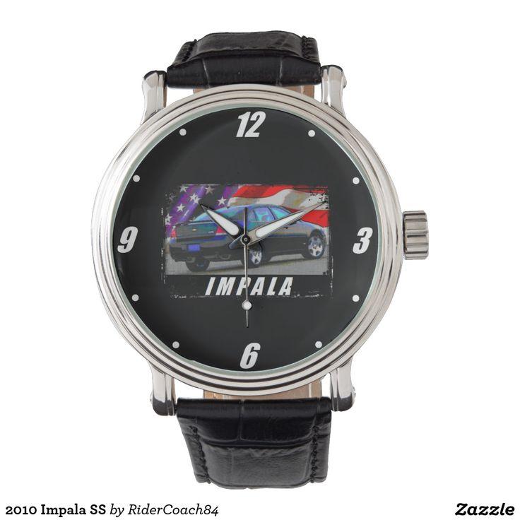 2010 Impala SS Watches