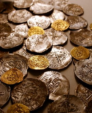 Ancient Gold and Silver Coins If ancient gold and silver coins are ...