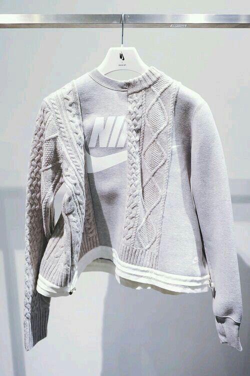 nike/sweater fushion