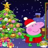 peppa kids mini games | android peppa kids mini games | Peppa Pig Christmas Tree Decoration