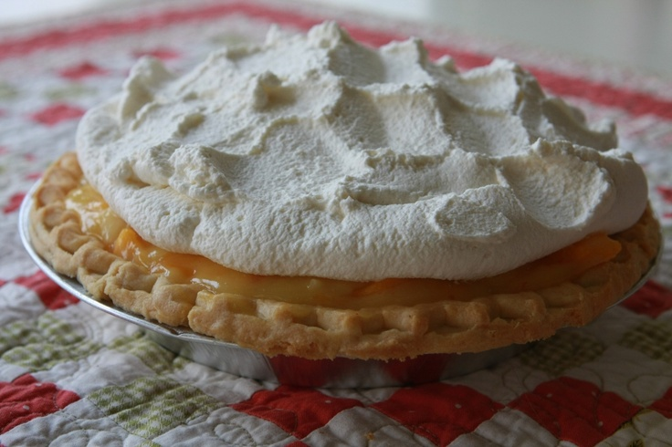 fresh peach pie - Just made this for my dad, he had said seconds and ...