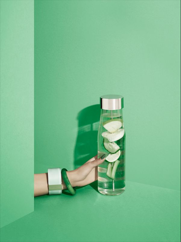 "MyFlavour carafe ""Green Power"" by Eva Solo"