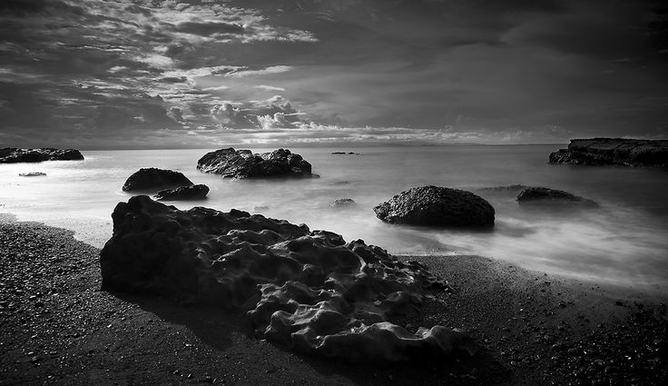 """Alien Seascape"". Agujas Beach"