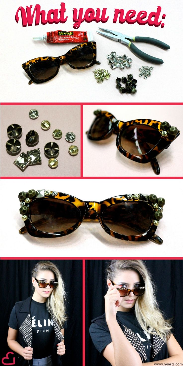 24 best diy sunglasses images on pinterest | my style, diy and