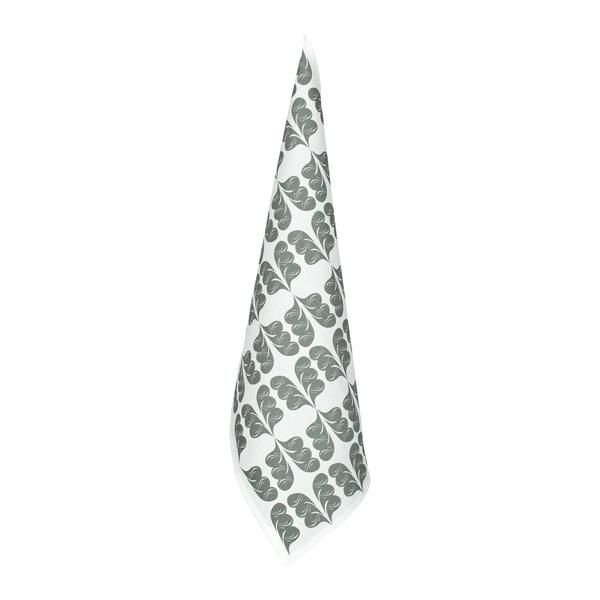 KUUSI (Spruce) tea towel by Sagalaga Design