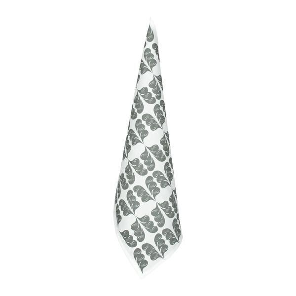 KUUSI (Spruce) tea towel by Sagalaga Design