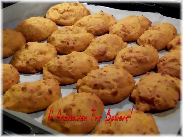 Η απόλαυση της βρώσης ~ Ας μαγειρέψουμε: Ντοματοκεφτέδες φούρνου ή Ντοματοπιτάκια