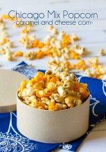 (Copycat) Garrett's Popcorn