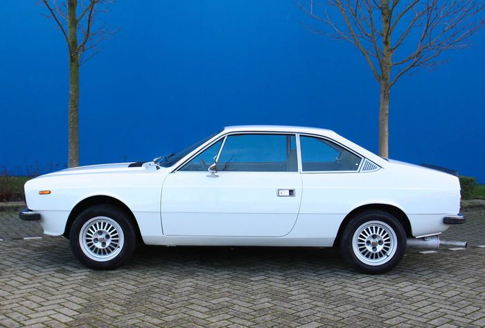 Lancia Beta 1600 Coupe - 1975