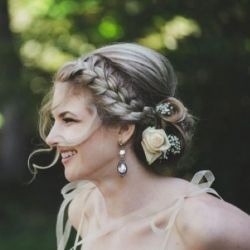Fantastic! 50 most Romantic Hairstyles for the Happiset Moments in Your Life - Pretty Designs.