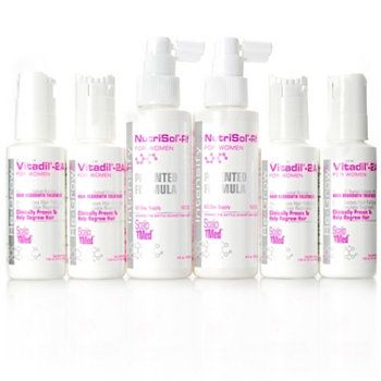 Scalp Med® Hair Regrowth System Four-Month Kit