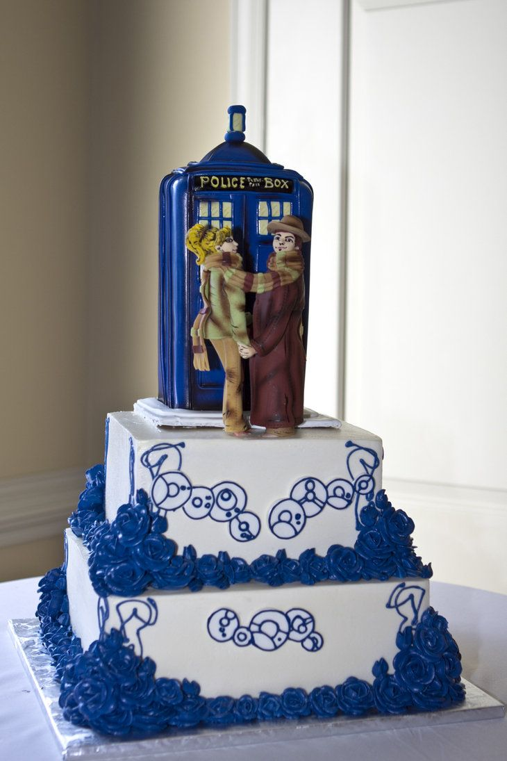 Google themes doctor who - Doctor Who Wedding Cake Google Search