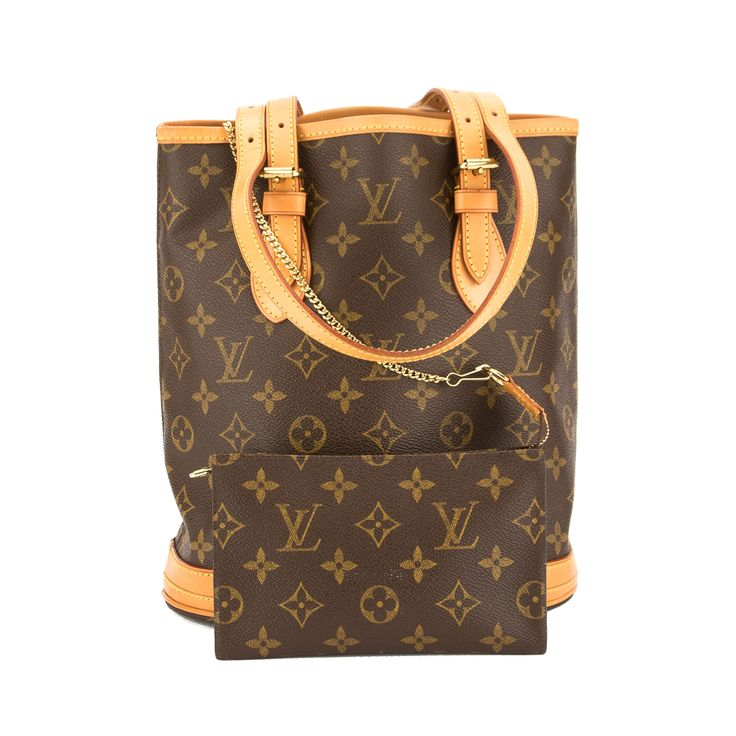 Louis Vuitton Monogram Canvas Petit Bucket Bag (Pre Owned) - 3602012 | LuxeDH