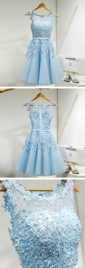 Lace homecoming dress,Sexy Homecoming Dress,Tulle Homecoming Dress,cute homecoming dresses,short homecoming dress