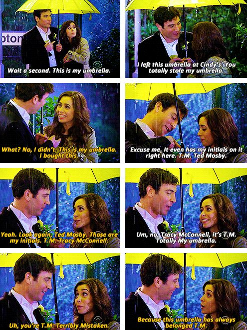 How I Met Your Mother - The Finale Ted and Tracy Meets #himym