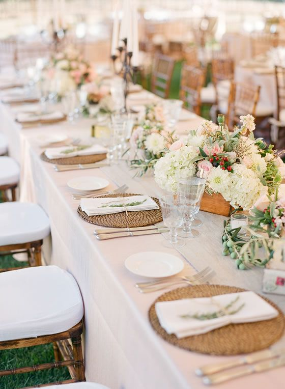 Best 25 Table Plate Setting Ideas On Pinterest Natural