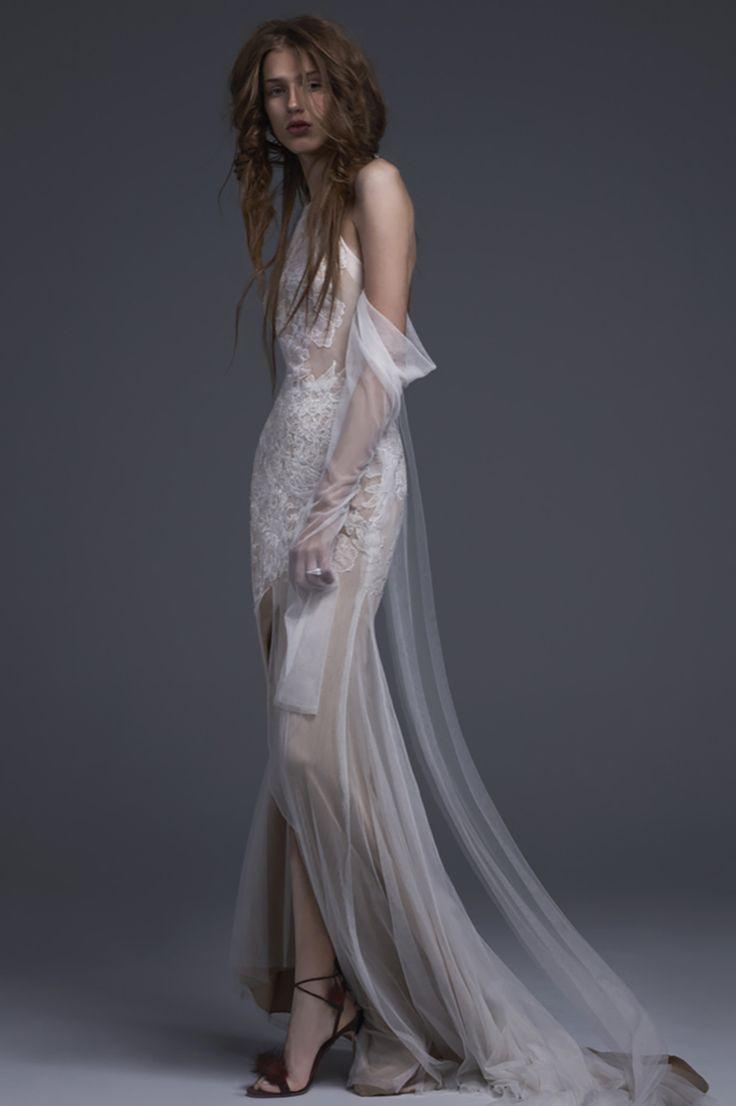 gail kim wedding dress - photo #32