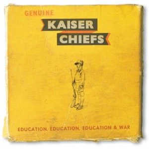 Kaiser Chiefs return with Bows and Arrows