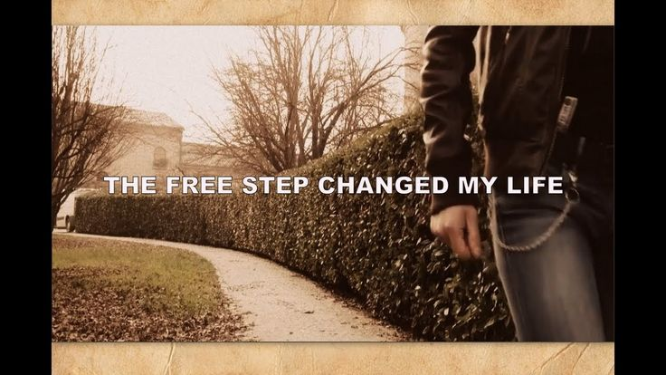 [FREE STEP ITALIA OFFICIAL] - THE FREE STEP CHANGED MY LIFE