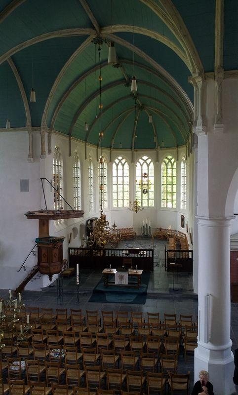 Oude Kerk Voorburg, NL