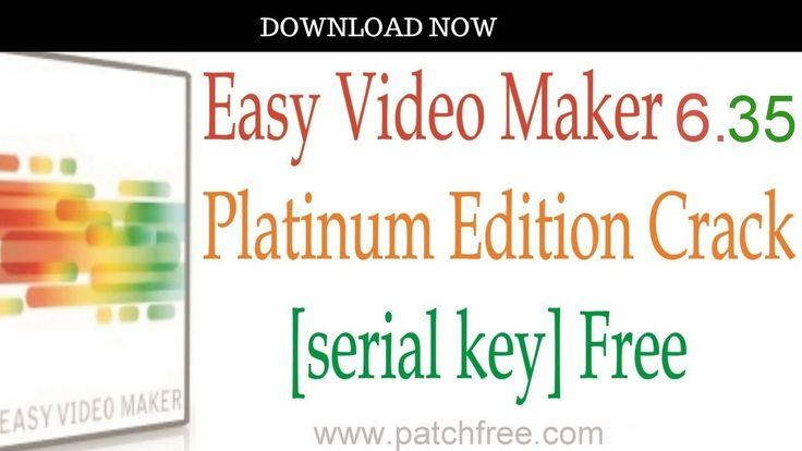 Easy Video Maker 6.35 Crack