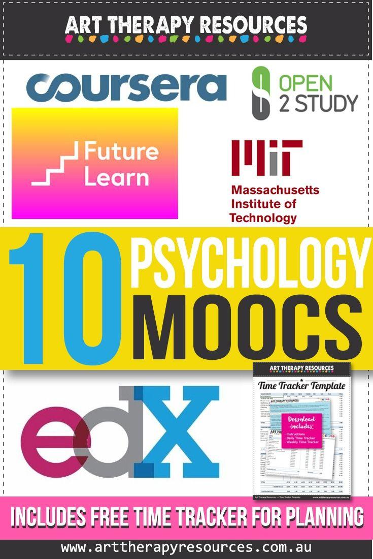 Link List: The Latest Psychology MOOCs   MOOC   edX   Art therapy