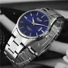 Fashion Luxury Stainless Steel Band Date Quartz Sport Mens Wrist Watch- http://www.siboom.co.uk/compare-prices-compare-prices-jewellery-watches_c109814.html.html?catt=compare-prices-jewellery-watches&k=Fashion+men+watches&ppa=3 For sale at this price again for  4 days 2 hours  e 1 hour Type Buy it now Price blocked until  08032015 132014   Condition New with tags    Place China