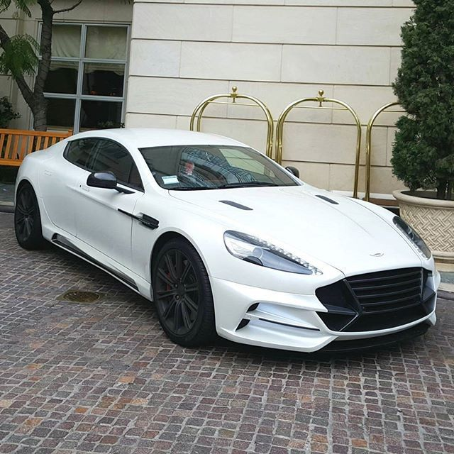 Would You Buy this Rapide S? --> Follow @astonbuzz @ganisbuzz for More Epic Supercars <-- ------- **Discover How to Get Paid to Drive Your Dream Aston Martin by Clicking the Link in the Bio** ------- Credits: @zerotosixtylifestyle # #AstonBuzz