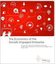 The Economics of the Socially Engaged Enterprise, PulsePointGroup (2012)