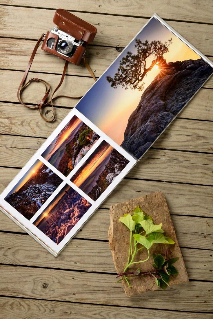 Fotoksiążka DreamBook PRO 30x45 cm - daje radę nawet panoramicznym zdjęciom - Fotografia Paweł Uchorczak.