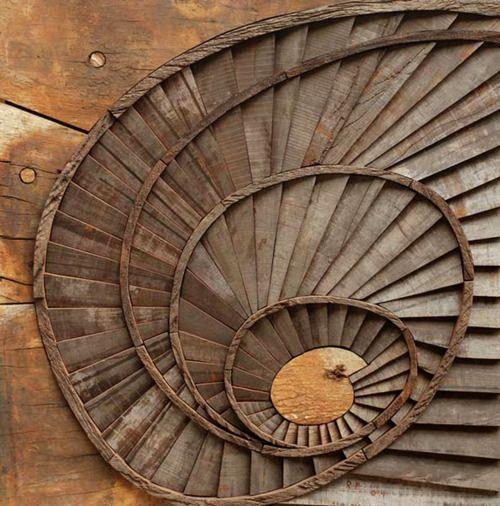 Wooden Spiral Staircase: Woodart, Wood Art, Spirals Staircases,  Whorl, Spirals Stairs,  Helix,  Spirals, Design, Wooden Stairs