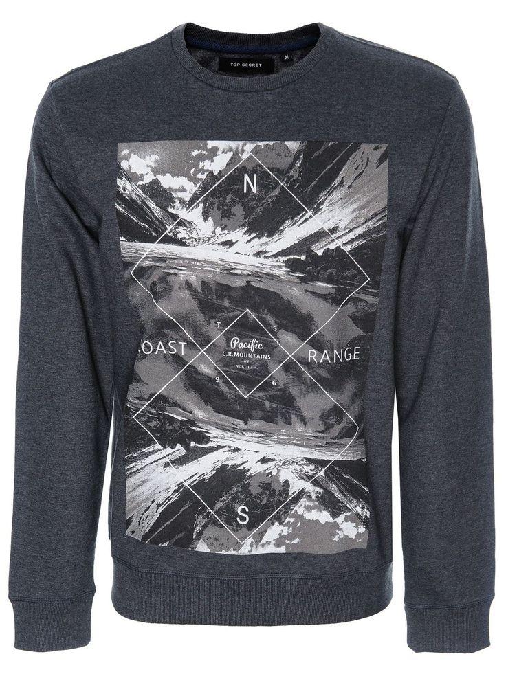 ανδρικη μπλουζα με print