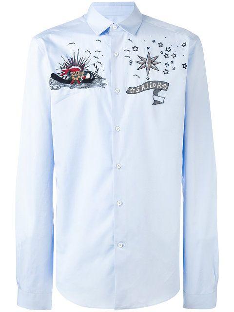 Valentino decorative shirt