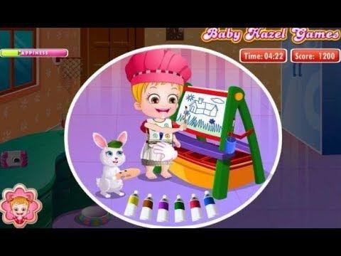 ❤️❤️Baby Hazel Learns Colors ❤️| Preschool Games For Kids |❤️ Kids Games...