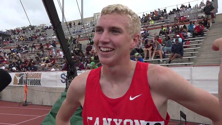Sam Worley Runs Four Minute Mile At Texas Relays https://youtu.be/l-AiY8bU0T4