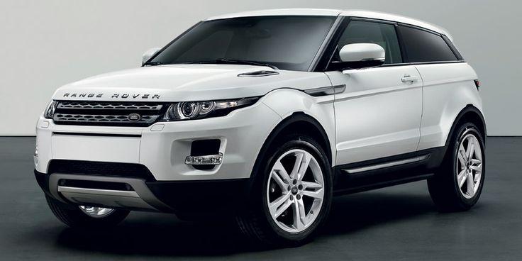 Range Rover Evoque blanco - Cochesdelujo | Las Mejores Marcas Y Los Mejores Coches De Lujo