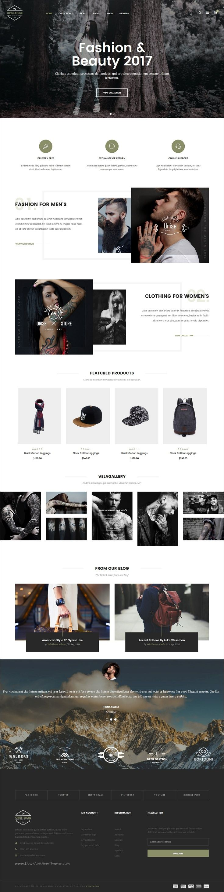 Orise is a wonderful 4in1 responsive #Shopify theme for multipurpose #eCommerce website download now➩ https://themeforest.net/item/orise-multi-concept-shopify-theme/17961970?ref=Datasata