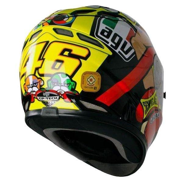 AGV K3 SV Mir 2017 Helmet + 50% discount Extra Visor