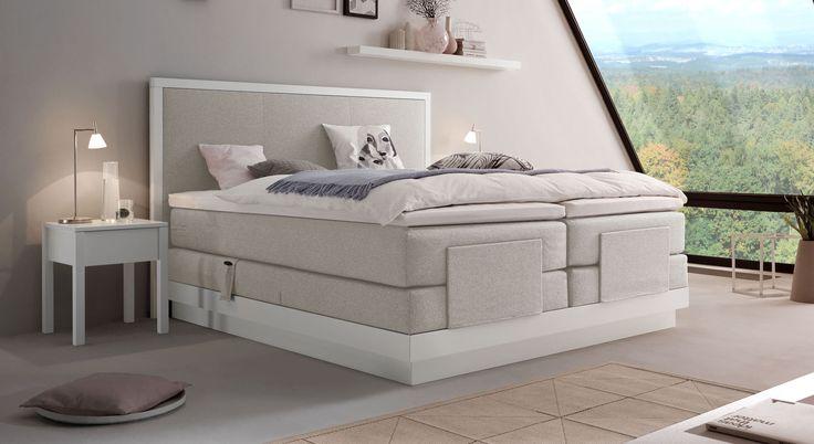 ratgeber boxspringbetten schlaf auswahl. Black Bedroom Furniture Sets. Home Design Ideas