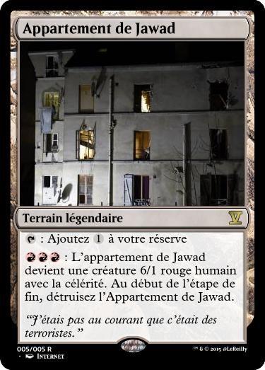 Appartement de Jawad