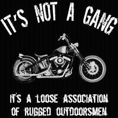 For all motorcycle clubs.