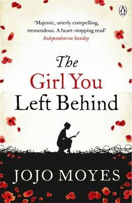 An absolutely brilliant read. The story is in two parts. Part 1 follows Sophie, the subject of the painting 'The Girl You Left Behind', in 1916 France during German occupation. Part 2 follows Liv, a widow in modern London, whose husband bought her the same painting whilst on honeymoon. Moyes draws you into the lives of both ladies in the best book I've read this year.