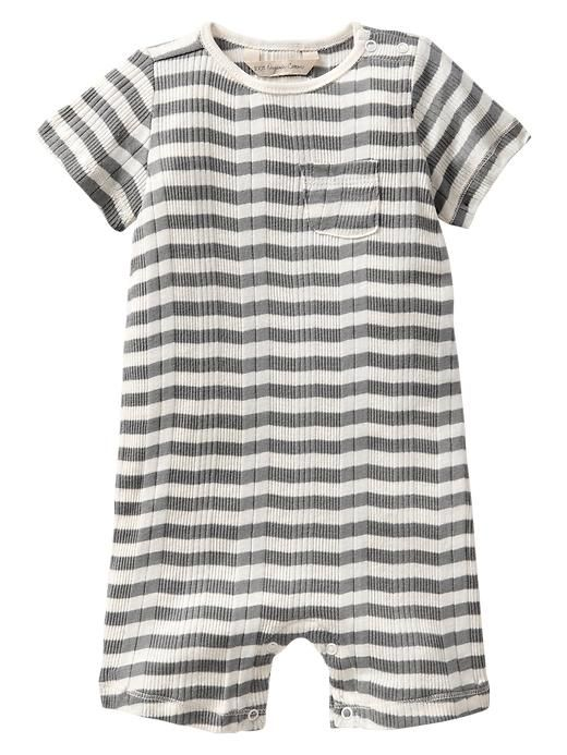 Gap | Organic ribbed one-piece