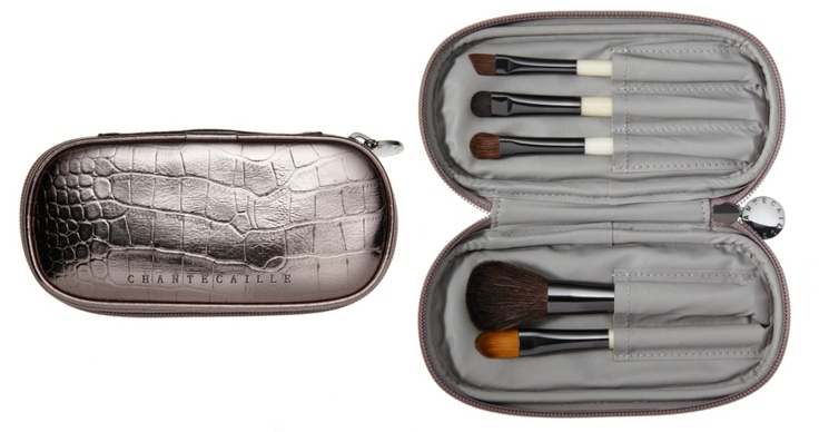 Chantecaille Travel Brush Set available at Holt Renfrew  #holtspintowin