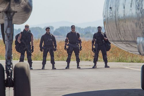 BRAY_20130905_EXP3_08773.dng   Barney, Christmas, and the rest of the team come face-to-face with Conrad Stonebanks, whose mission is to end The Expendables.  - http://theexpendables3film.com/