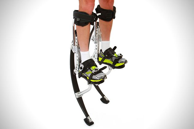 Air-Trekker Jumping Stilts 1