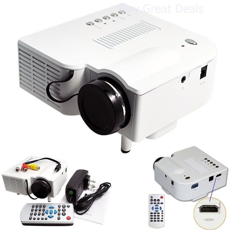 Computer Projector Presentation Pc Video Office Conference Powerpoint Meeting | eBay