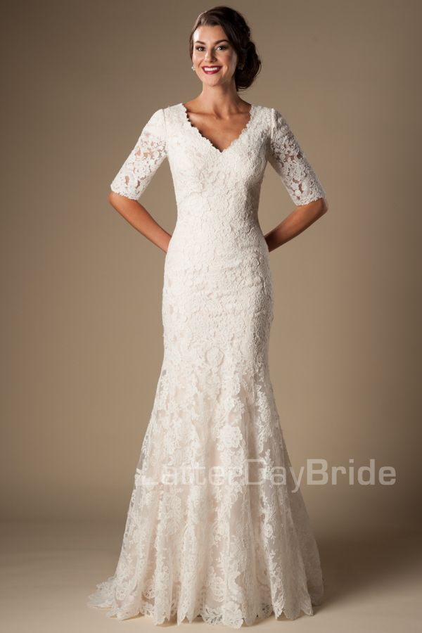 Best 25 second wedding dresses ideas on pinterest vow for Second wedding dresses with sleeves