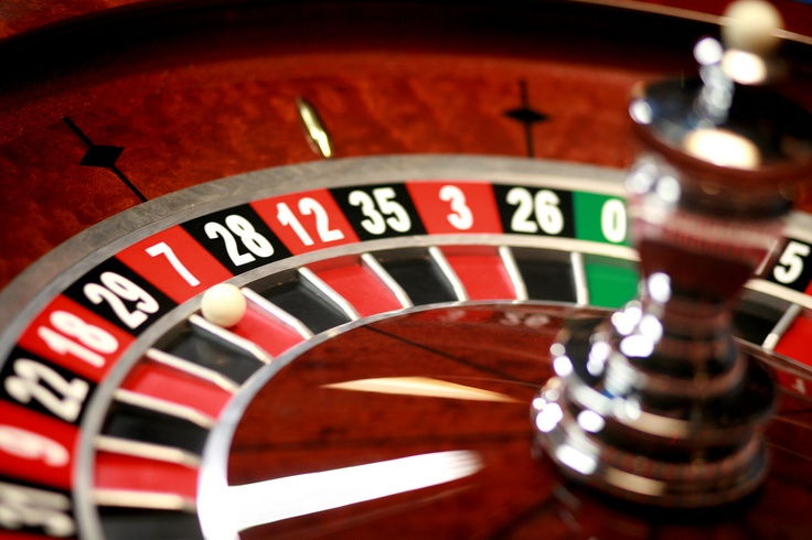 Roulette is something you gotta do once !  #VegasBaby !